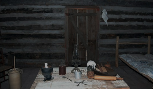 The Hunting Camp Escape Room